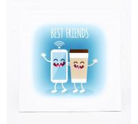 "Коробочка ""BEST FRIENDS"""