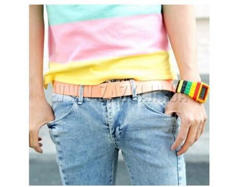 """Годинник """"Shhors Rainbow"""""""
