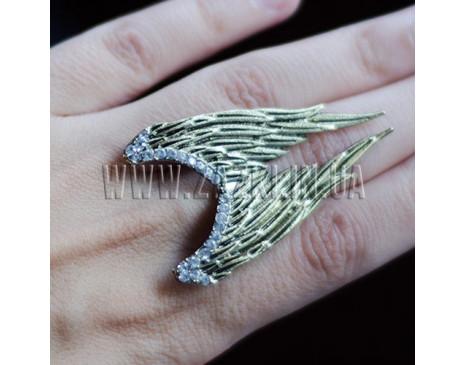 """Кольцо """"Ангельские крылья"""""""