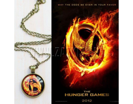 "Подвеска ""Hunger Games"""