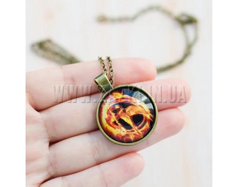 """Підвіска """"Hunger Games"""""""