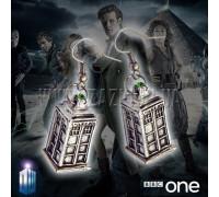 "Серьги ""TARDIS"""