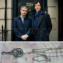 """Подвеска """"Ключ 221B"""""""