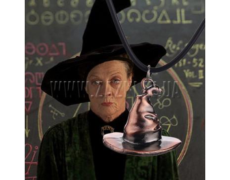 "Кулон ""Распределяющая шляпа"""