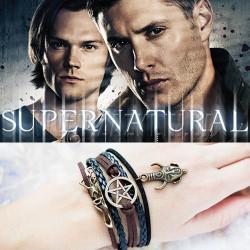 "Браслет ""Supernatural"""