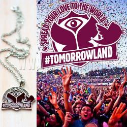 """Кулон """"Tomorrowland"""""""