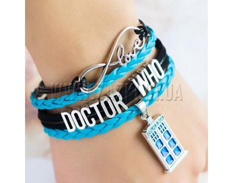"Браслет ""Doctor Who"""