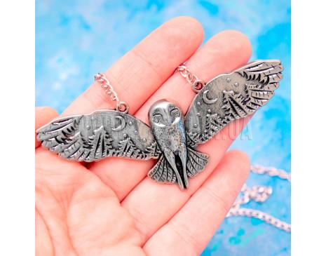 """Кулон """"Hedwig"""""""