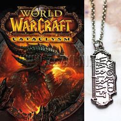 """Кулон """"Warcraft"""""""