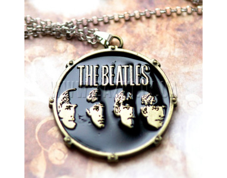 "Кулон ""The Beatles"""