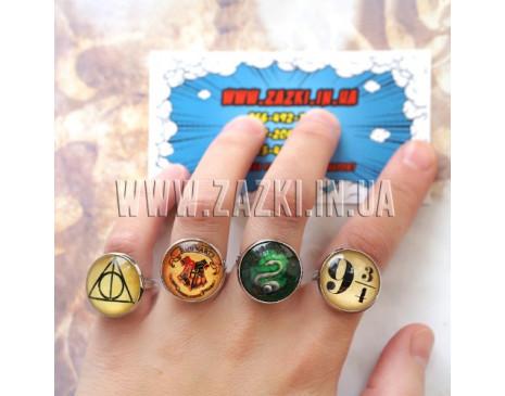 """Кольцо """"Slytherin"""""""
