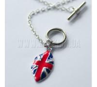 """Підвіска """"Британський прапор"""""""
