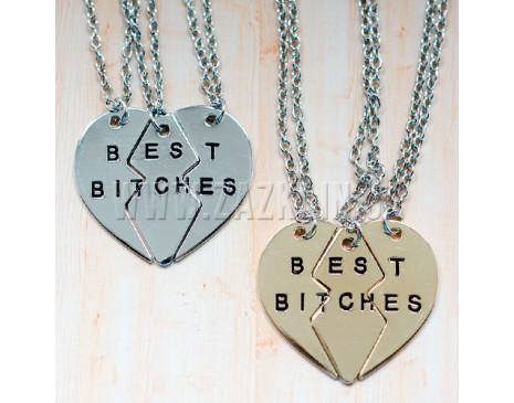 "Подвеска ""Best Bitches"""