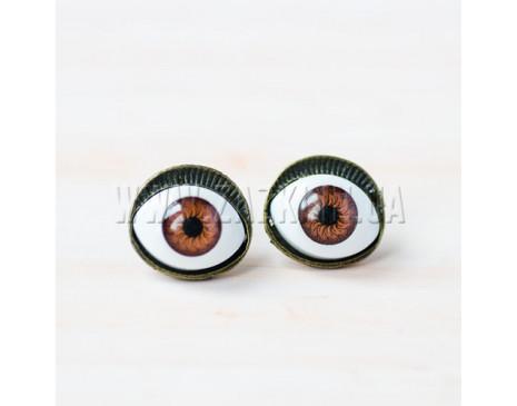 """Серьги """"Глаз"""""""